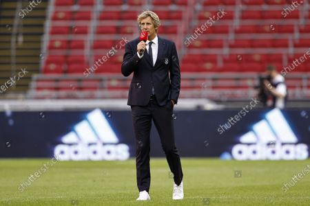 Ajax general manager Edwin van der Sar