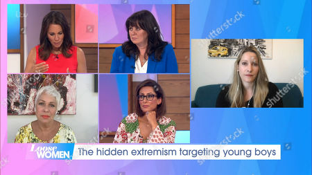 Editorial photo of 'Loose Women' TV Show, London, UK - 21 Sep 2020