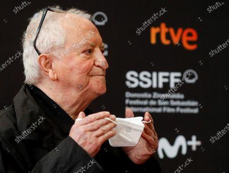 Editorial image of 68th San Sebastian Film Festival, Spain - 21 Sep 2020