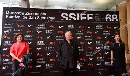 Editorial picture of 68th San Sebastian Film Festival, Spain - 21 Sep 2020