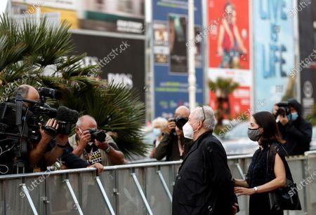Editorial photo of 68th San Sebastian Film Festival, Spain - 21 Sep 2020