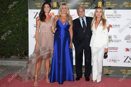 Stock Picture of Daniela Ferolla, Tiziana Rocca, Jean Sorel, Gloria Guida