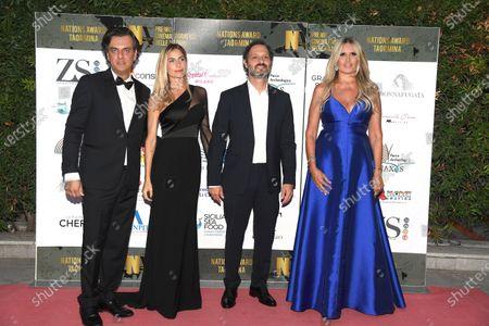 Michel Curatolo, Eleonora Pedron, Fabio Troiano, Tiziana Rocca