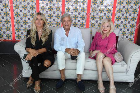 Tiziana Rocca, Jean Sorel, Sandra Milo