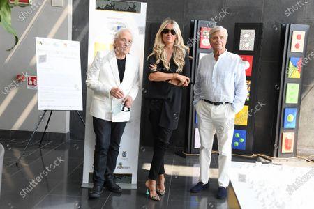 Jean Sorel, Tiziana Rocca, Abel Ferrara