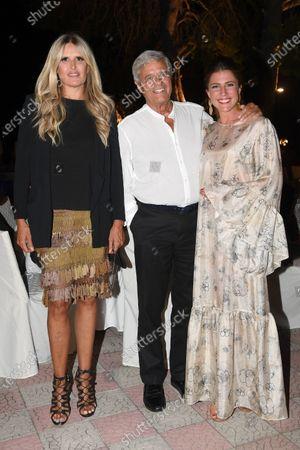 Jean Sorel, Tiziana Rocca, Francesca Valtorta