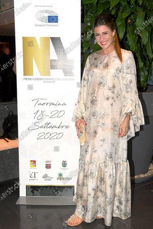 Stock Image of Francesca Valtorta