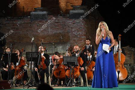 Stock Picture of Tiziana Rocca