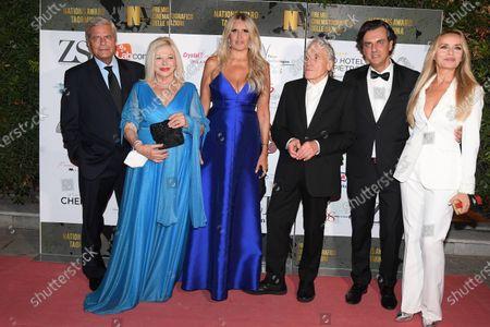 Jean Sorel, Sandra Milo, Tiziana Rocca, Abel Ferrara, Michel Curatolo, Gloria Guida