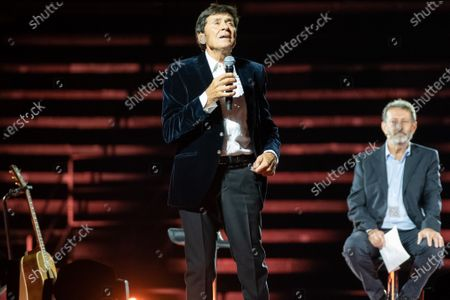 Editorial photo of Interview with Gianni Morandi and Michele Serra, Festival of Beauty, Verona, Italy - 19 Sep 2020