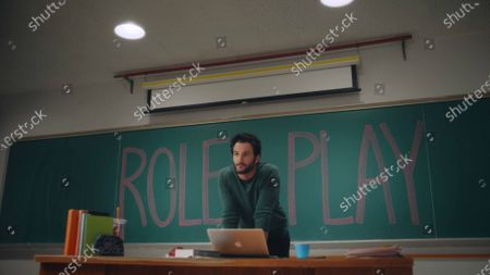 Kevin Kane as Professor Charles