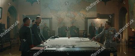 Tom Hollander as Kaiser Wilhelm