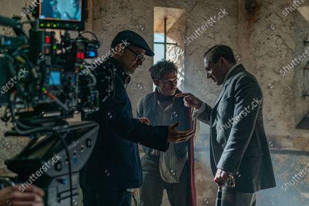 Matthew Vaughn Director, Joel Basman and Ralph Fiennes as Duke of Oxford