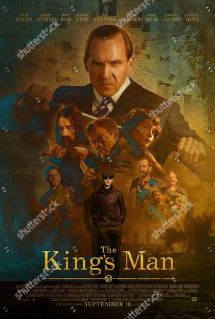 Editorial picture of 'The King's Man' Film - 2020