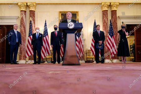 Editorial photo of US Iran, Washington, United States - 21 Sep 2020
