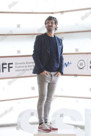 Editorial photo of 'El Lodo' photocall, 68th San Sebastian International Film Festival, Spain - 21 Sep 2020