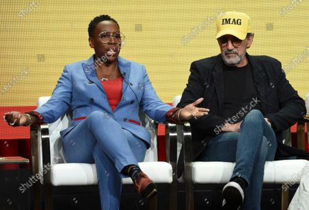 """In Beverly Hills, Calif. A memoir by the comedian, writer and producer and actor Gina Yashere is called """"Cack-Handed"""" and comes out June 8, 2020. Amistad made the announcement Monday, Sept. 21, 2020"""