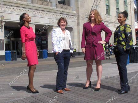 Editorial image of Casinos-Female Leadership, Atlantic City, United States - 21 Sep 2020