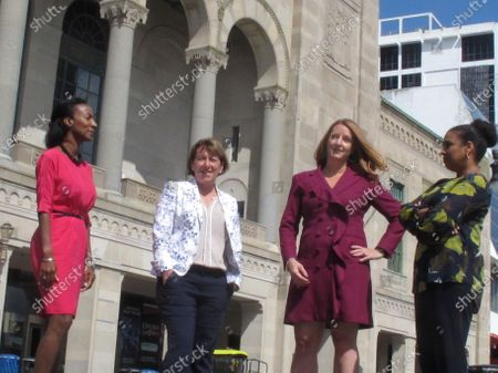 Editorial photo of Casinos-Female Leadership, Atlantic City, United States - 21 Sep 2020