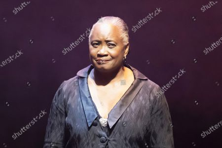 Editorial image of Barbara Hendricks concert 'The Road to Freedom', Palais des Festivals, Cannes, France - 20 Sep 2020