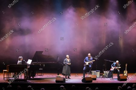 Editorial picture of Barbara Hendricks concert 'The Road to Freedom', Palais des Festivals, Cannes, France - 20 Sep 2020