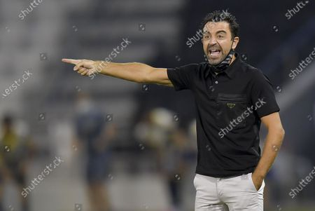 Editorial picture of Qatar Doha Football Afc Champions League Al Sadd Sc vs Al Nassr - 21 Sep 2020