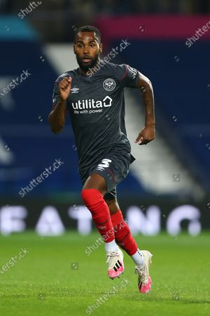 Editorial picture of West Bromwich Albion v Brentford, EFL Carabao Cup Third Round, Football, The Hawthorns, West Bromwich, UK - 22 Sep 2020