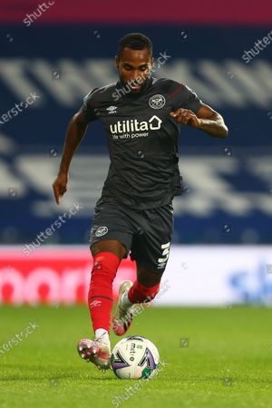 Stock Picture of Rico Henry of Brentford