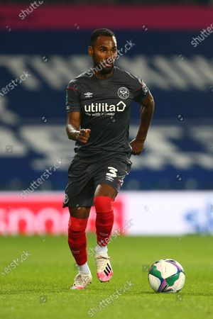 Editorial image of West Bromwich Albion v Brentford, EFL Carabao Cup Third Round, Football, The Hawthorns, West Bromwich, UK - 22 Sep 2020