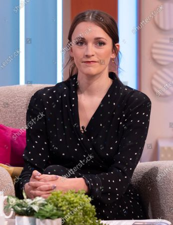 Editorial image of 'Lorraine' TV Show, London, UK - 22 Sep 2020