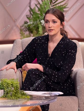 Stock Photo of Charlotte Ritchie