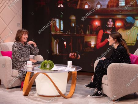 Editorial picture of 'Lorraine' TV Show, London, UK - 22 Sep 2020