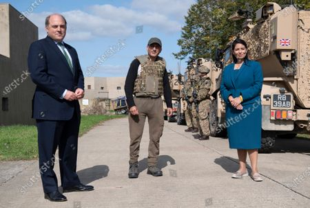 For years the Mail has fought to protect the brave translators who worked fearlessly with our troops in Afghanistan. Now, momentously, the Home and Defence Secretaries are giving them sanctuary here - in a joyous victory that burnishes Britain's honour  Priti Patel, Home Secretary and Ben Wallace, Defence Secretary