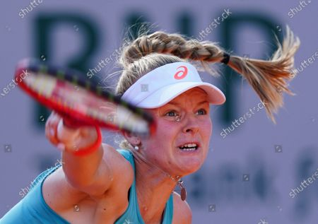 Editorial picture of French Open Tennis, Tuesday Peviews, Roland Garros, Paris, France - 22 Sep 2020