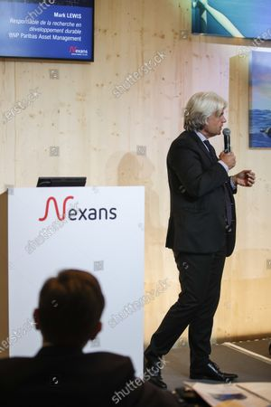Editorial photo of Nexans Climate Day in Paris, France - 22 Sep 2020