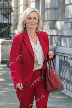 Elizabeth Truss, Secretary of State for International Trade and President of the Board of Trade