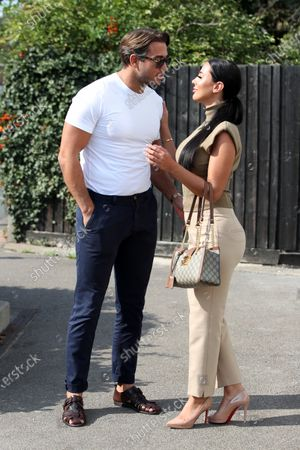 Exclusive - James Lock and Yasmin Oukhellou