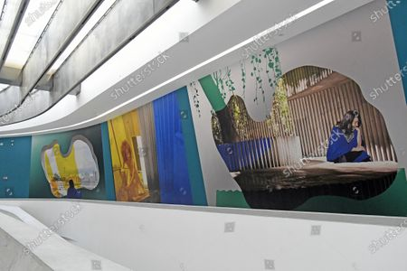'Lina Bo Bardi - A Wonderful Tangle' by the British artist and filmmaker Isaac Julien recounts, in a video installation and a series of photographs, the life and ideas of the great Italian-Brazilian architect