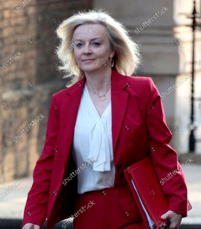 Liz Truss, Secretary of State for International Trade