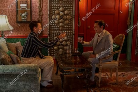 Brandon Flynn as Henry Osgood and Jon Jon Briones as Dr. Richard Hanover