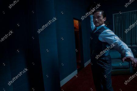 Jon Jon Briones as Dr. Richard Hanover