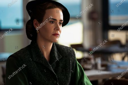 Sarah Paulson as Nurse Mildred Ratched