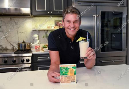 David Burtka and House Foods celebrate the launch of The Tales of Tofu video series, in New York. The series aims to help children and families eat healthier through a fun story featuring little Tofu, alongside recipes. To watch, visit https://www.house-foods.com