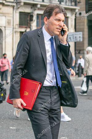 Stock Picture of John Glen, Economic Secretary to the Treasury