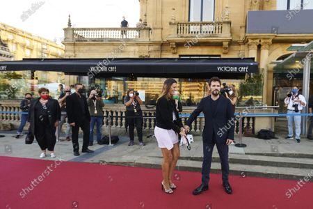 Editorial image of 'The Great Fellove' premiere, 68th San Sebastian International Film Festival, Spain - 22 Sep 2020