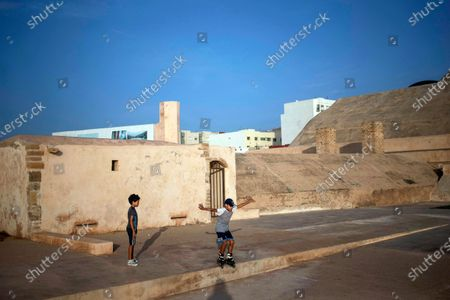 Editorial picture of Daily Life, Rabat, Morocco - 22 Sep 2020