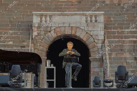 Editorial photo of Festival della Bellezza, Verona, Italy - 19 Sep 2020