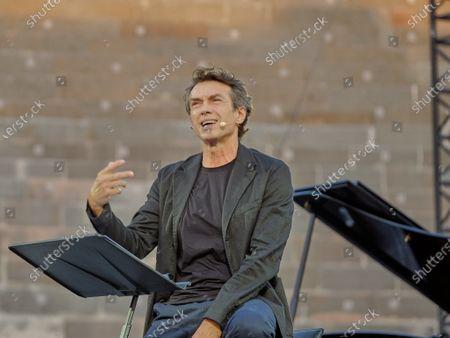 Alessio Boni during Festival della Bellezza
