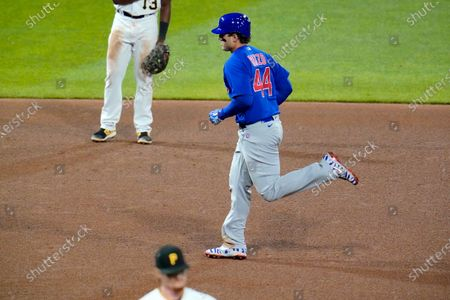 Editorial picture of Cubs Pirates Baseball, Pittsburgh, United States - 22 Sep 2020