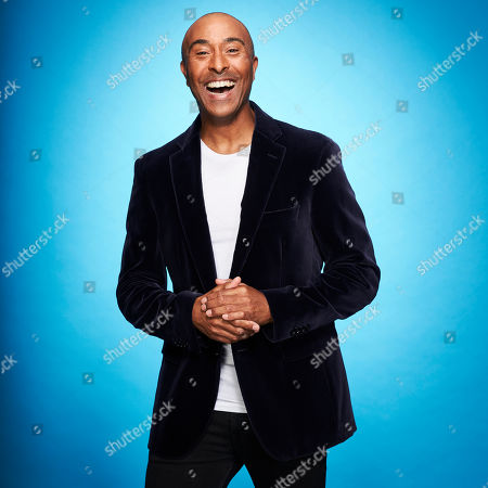 Stock-foto afColin Jackson